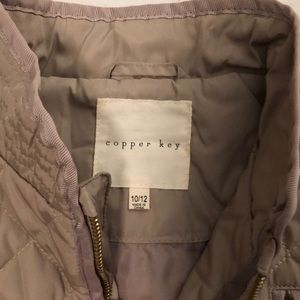 Copper Key Jackets & Coats - Girls Vest